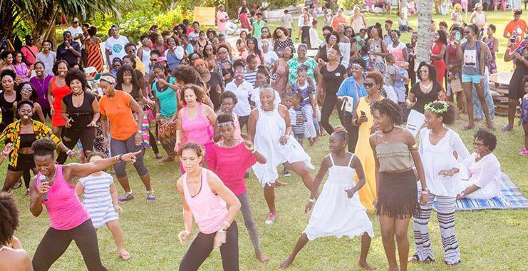 Curlfest Guyana wows natural hair community