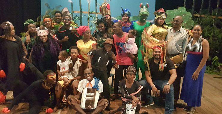 A look at the National Drama Company